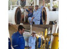 بهینهسازی فیلترهای گاز مصرفی توربین های مرکز انتقال نفت شهید قمری